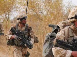 NATO body armor