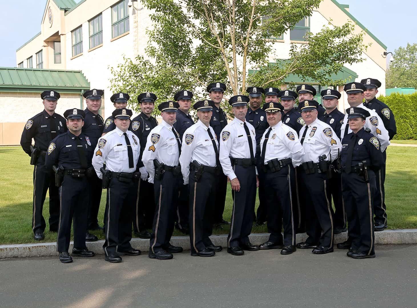 Plainville Police Department