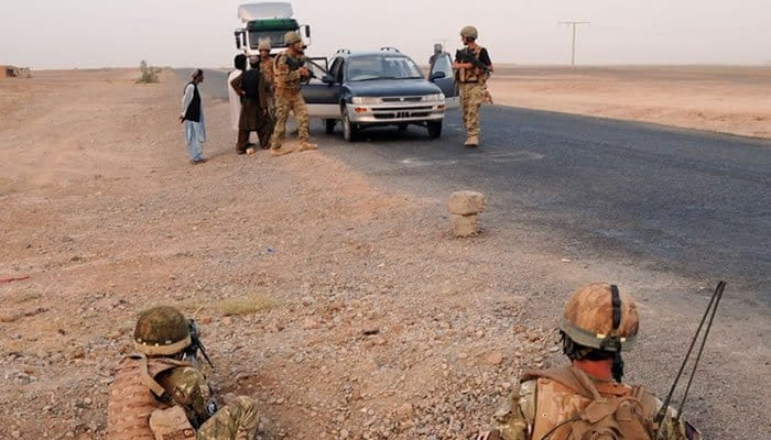 ISAF Helmand