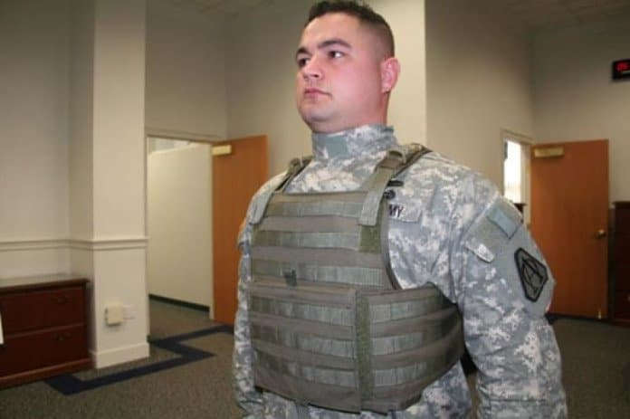 Lighter Body Armor