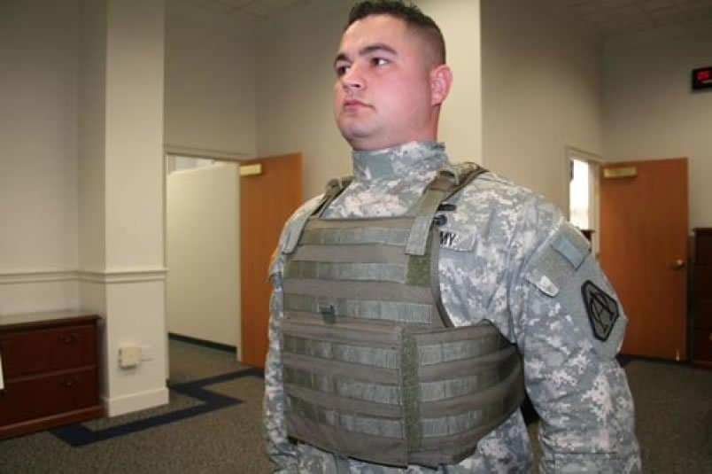 Lighter Body Armor