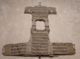 body armor vest