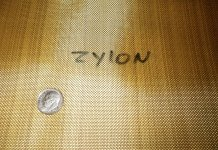 zylon body armor