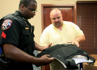 Buy Concealable Body Armor or Protective vest For Police