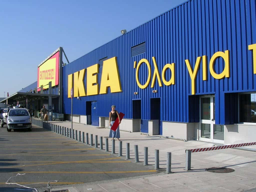 ikea in greece chooses engarde