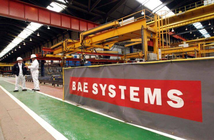 BAE production
