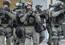 Police Request Stronger Body Armor To Protect Against Long Guns