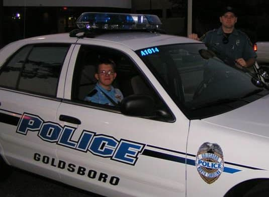 Goldsboro Police Saved By Body Armor