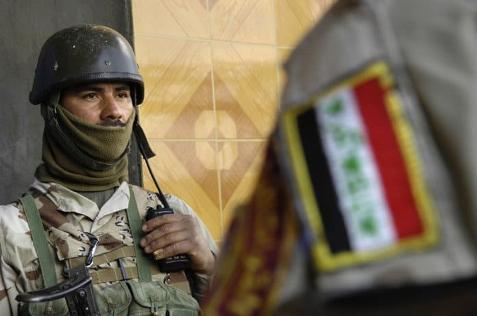 Tactical Body Armor Saddam