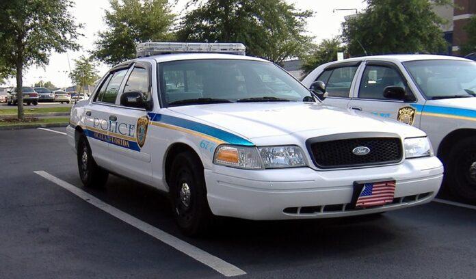 Ocala Police Car