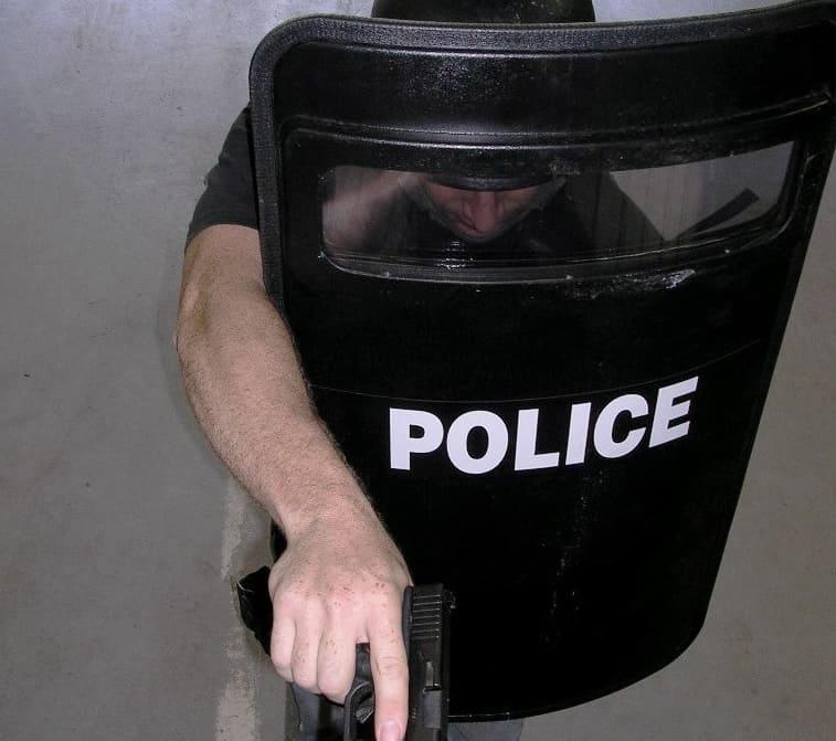 tactical shield shooting tips