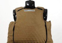 Dragon skin bullet proof vest