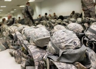 Body Armor for US Army