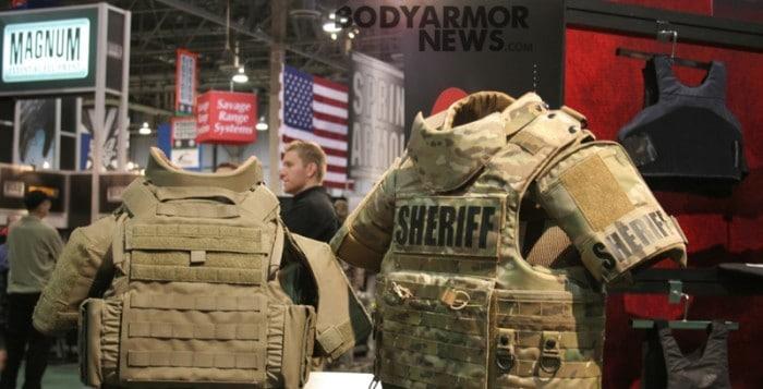 Body Armor Exhibitions