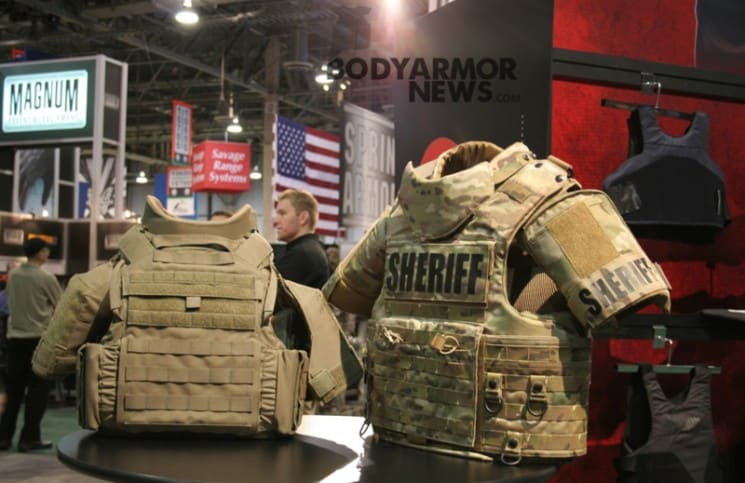 Body Armor Exhibitions