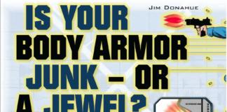 Body Armour Vest