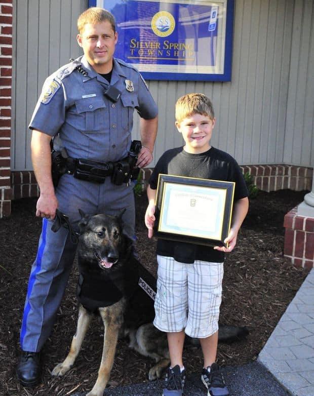 Bulletproof Vest For Police Dogs