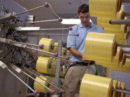 How does Dupont Kevlar work?