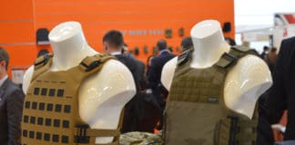 body armor sales