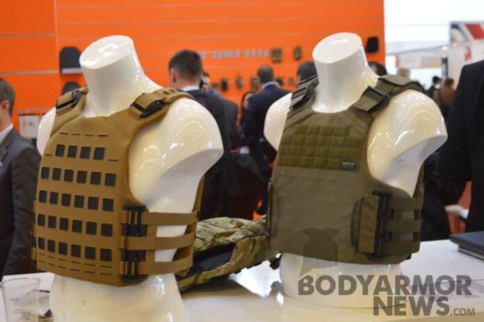 body armor sales