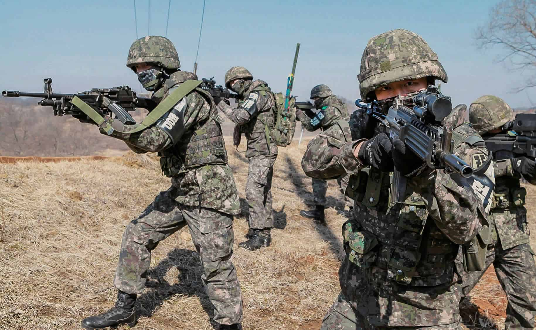 South Korean Scandal Erupts On Military Body Armour After Recent Report Occupational safety and health service in troy, michigan. south korean scandal erupts on military