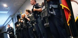 Fort Worth police grateful for tactical armor
