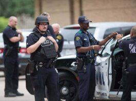 Dallas Police use of body armor