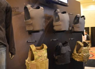 SHOT show 2017, body armor, ballistic vests