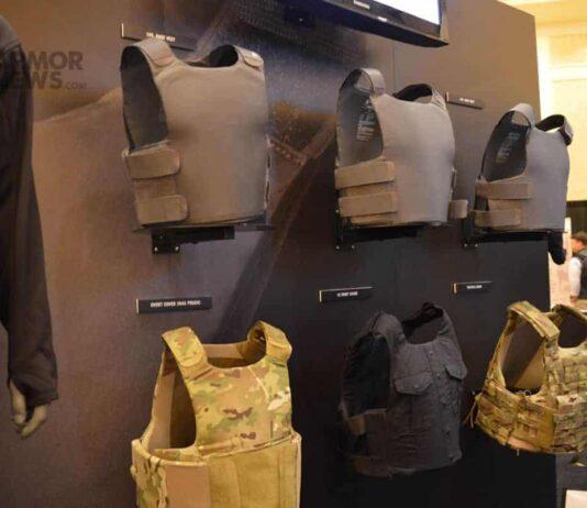SHOT show 2017, body armor, ballistic vests