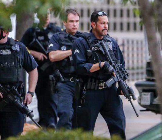 dallas-police-rifle-resistant-vests