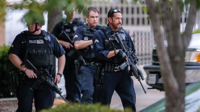 dallas-police-rifle-resistant-vests