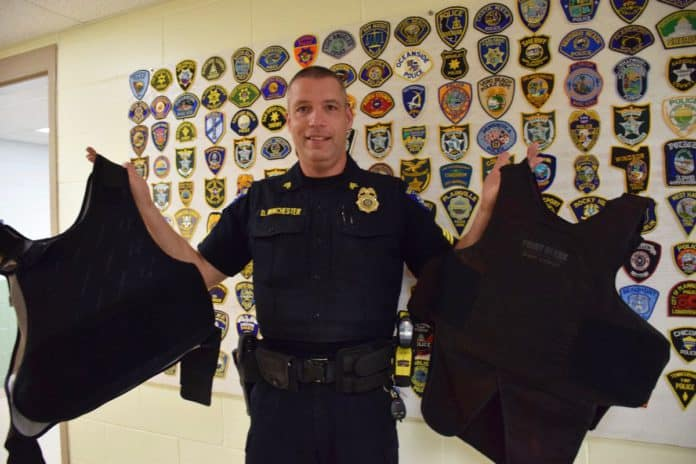 Bucksport police