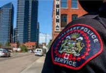 Calgary Police Receives Hard Body Armor