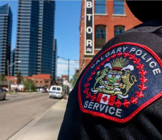 Calgary Police Receives Hard Body Armor
