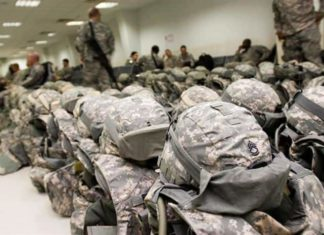 military body armor