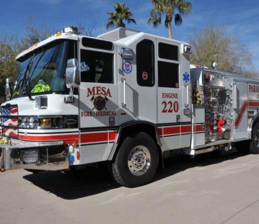 Fire & Medical | City of Mesa