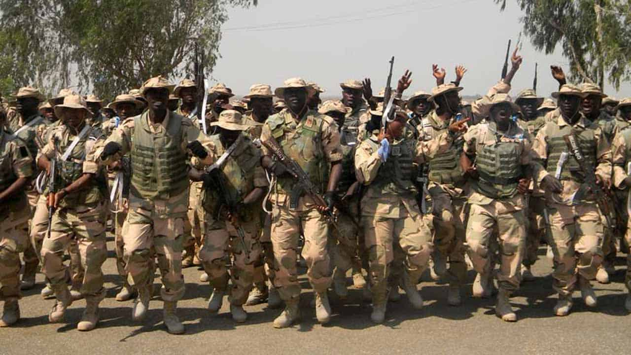 Nigerian Army Procures 10,000 Ballistic Vests and Helmets