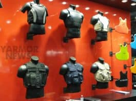What does body armor cost?