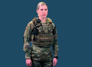 Improved Female Body Armor