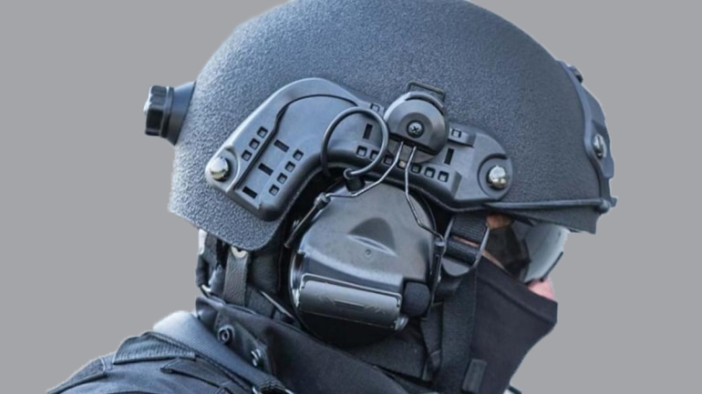 New Ballistic Helmets For Indian Army