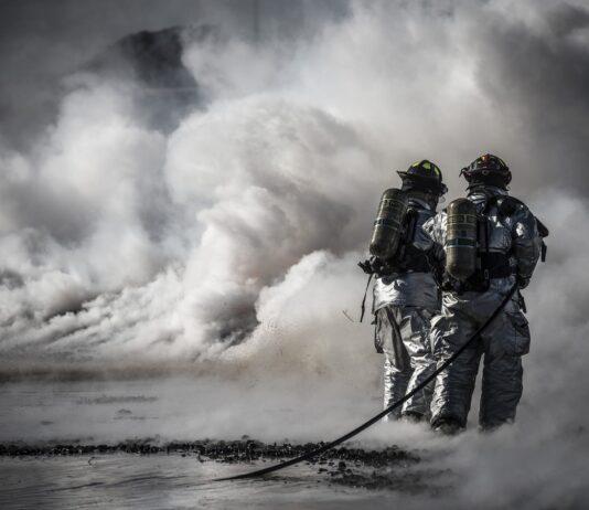 firefighter body armor