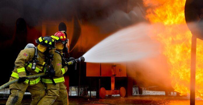 Minnesota firefighters receive body armor
