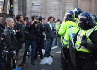 London Police Body Armor